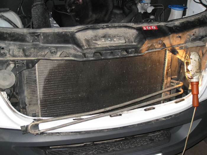 Mercedes Кондиционер ремонт