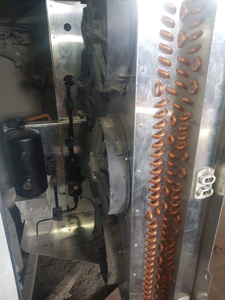 кондиционера в автобусе ремонт в Пскове