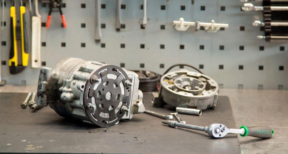 Срочный ремонт автокондиционеров в Пскове