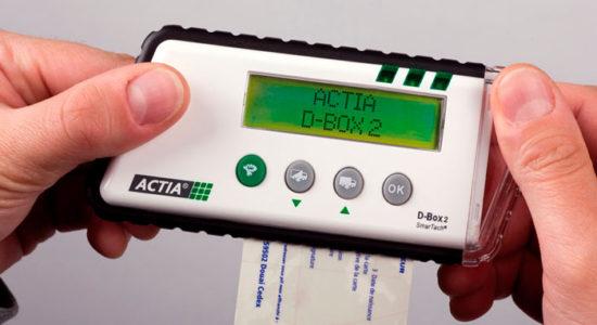 D-Box2 устройство для считывания данных из тахографов