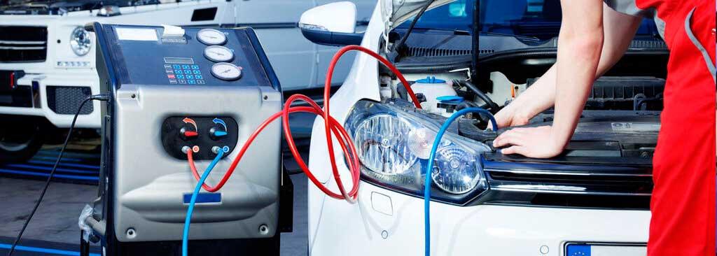 Как правильно заправить автомобильный кондиционер