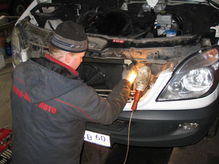Норд-Вест Авто кондиционера в Пскове для машин
