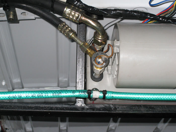 Кондиционер ремонт на Mercedes-Benz Sprinter