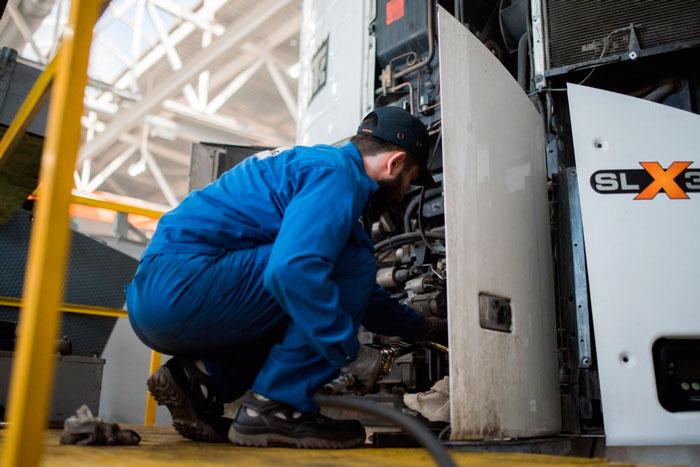 Диагностика, ремонт и техническое обслуживание авторефрижераторов